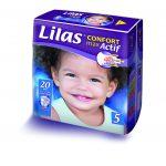 Lilas Baby Comfort Max Active 16 Plus