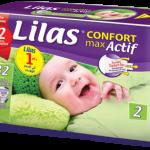 Lilas Baby Comfort Max Active 2-4 kg